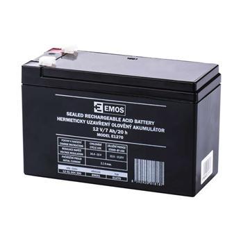 Baterie EMOS 12V/7Ah