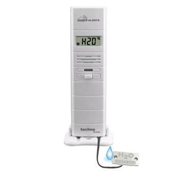 Bezdrátové čidlo pro měření teploty a rel. vlhkosti a kabelem pro detekci vody TechnoLine MA10350