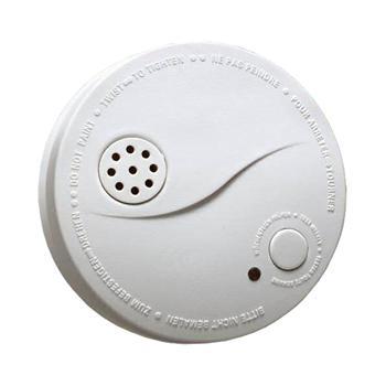 Požární hlásič a detektor kouře Hutermann F1 alarm EN14604 - JB-S01