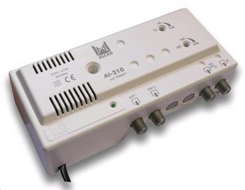 Alcad AI - 210 zesilovač / TV / FM / SAT