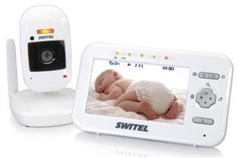 Dětská chůvička Switel BCF986