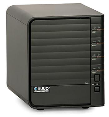 Network Video Recorder: NUUO NV-4080