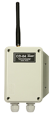 Wireless Telemetry System CD04 (for PTZ cameras)