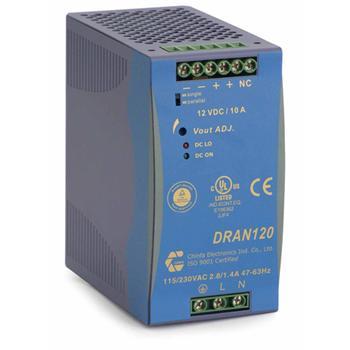 Napájecí zdroj 12V 10A DRA120-12FPA (switch mode)