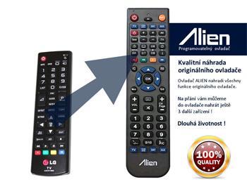 Dálkový ovladač ALIEN LG MKJ32022805