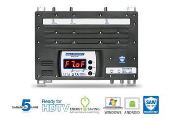 LEM FTA310SAW programovatelný DVB-T zesilovač