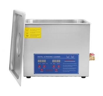 Čistička ultrazvuková ELASON 10L digitální