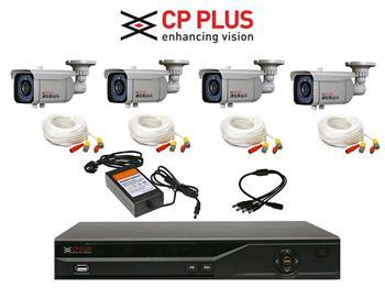 Kamerový set CP-PLUS - KOMPAKT 4