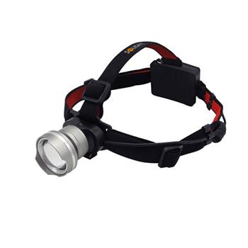 Čelovka LED Cree XPG R5, 3x AA