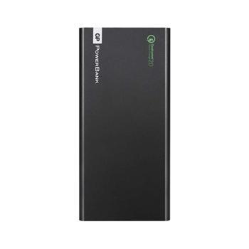 Power bank GP FP10MB 10000mAh černý, QC2.0