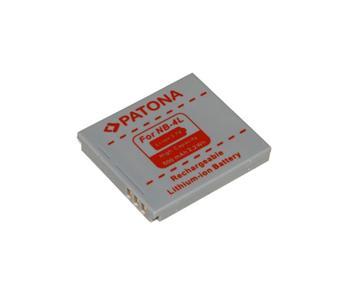 Baterie CANON NB-4L 600mAh PATONA PT1004