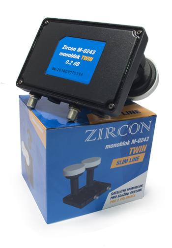 Monoblok Twin Zircon M-0243 Skylink Slim line