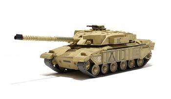 RC model TANK BRITISH CHALLENGER 1 DESERT