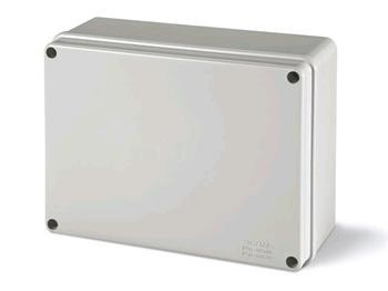 Krabice plastová SCABOX 686.411 - 460x380x130 mm