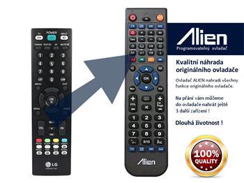 Dálkový ovladač ALIEN LG AKB33871410