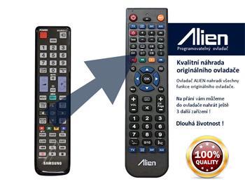 Dálkový ovladač ALIEN Samsung BN59-01069A