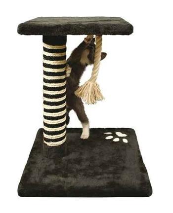 Škrábadlo pro kočky TRIXIE VIANA s lanem
