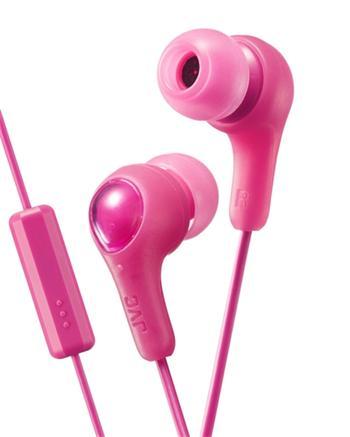 Sluchátka JVC HA-FX7M P do uší