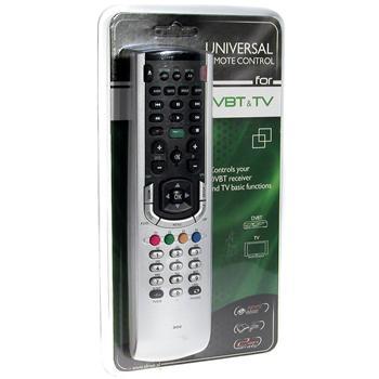 ZIP 306 dálkový ovladač univerzální DVB-T/TV