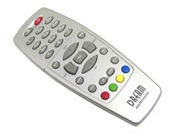Dálkový ovládač Dreambox 500 SD