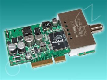 DVB-S2 tuner (BCM 4505) pro přijímače Dreambox