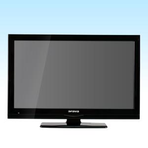 LED televize ORAVA LT-411 A62E 16´´, DVB-T, DVD přehrávač