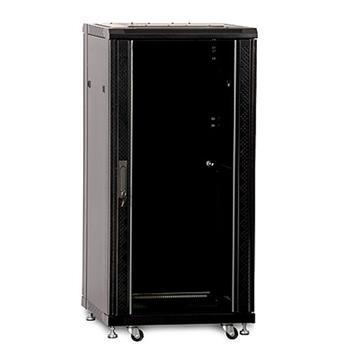 """19"""" Rack skříň SIGNAL (24U 600 mm, pojízdná)"""