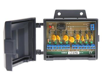 Napájecí distributor pro kamerové systémy LZ8/POL