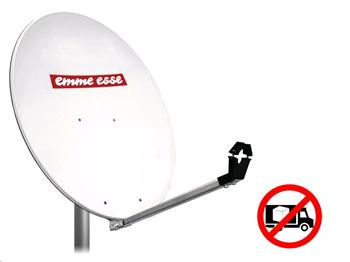 Parabola EMES 150 AL Emme Esse - pouze osobní odběr !!!