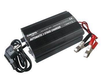 Nabíječka akumulátorů olověných CARSPA ENC1209 12V/ 9A