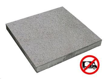 Betonová dlažba 500 x 500 x 50 mm