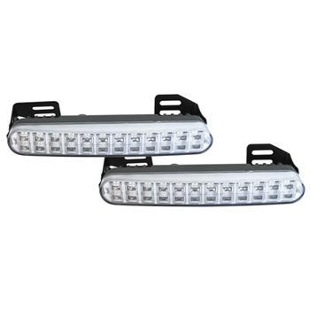 Světla pro denní svícení LED DRL048,homologace