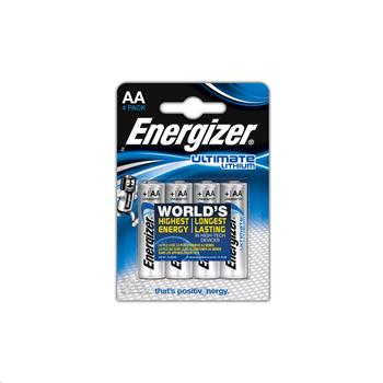 Baterie Energizer Ultimate Lithium R6 AA