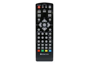 ZIRCON dálkový ovladač pro DVB-T T-hd / T2-hd