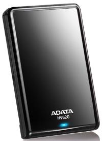 "ADATA HV620 2TB Externí 2.5"" HDD černý"