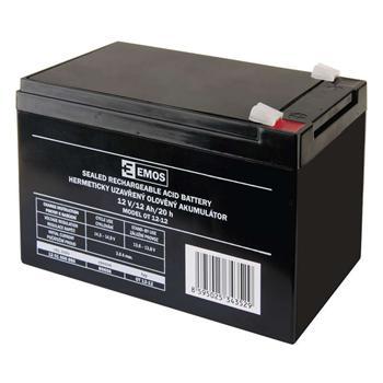 Baterie EMOS 12V/12Ah