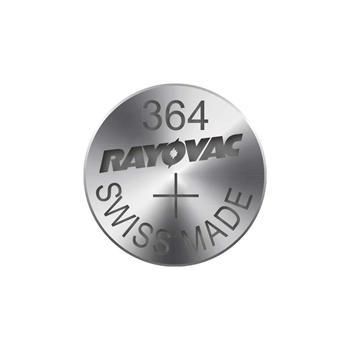 Knoflíková baterie do hodinek RAYOVAC 364