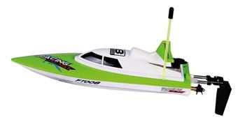 RC model loď BUDDY TOYS BRB 2800 zelená