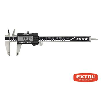 Posuvné měřidlo - šuplera digitální 0-150mm EXTOL PREMIUM 3426