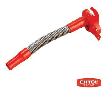 Hubice na kanystr pro 20l kanystr na benzín EXTOL PREMIUM 8863201