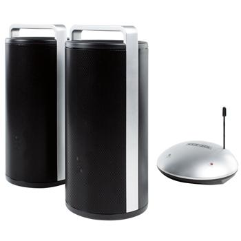 Reproduktory stereo bezdrátové König TRSP20KN