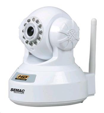 OPTEX 990505 IPCAM 505 bezdrátová monitorovací kamera motorizovaná