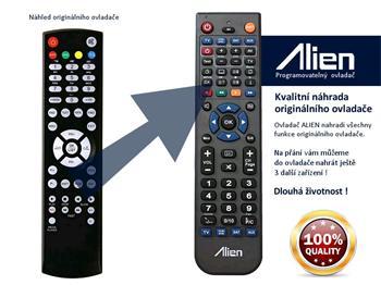 Dálkový ovladač ALIEN ATlink 310 IR náhrada