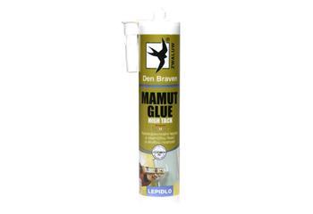 Den Braven Lepidlo MAMUT GLUE (High tack) bílé 290ml kartuše