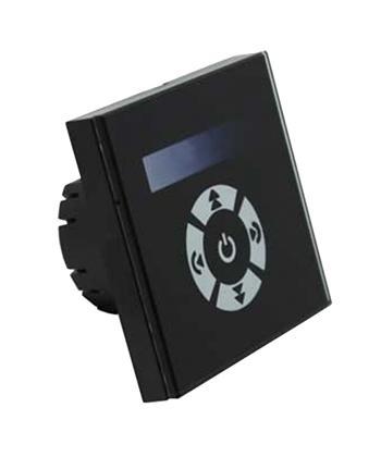 Dotykový LED panel - stmívač s funkcemi