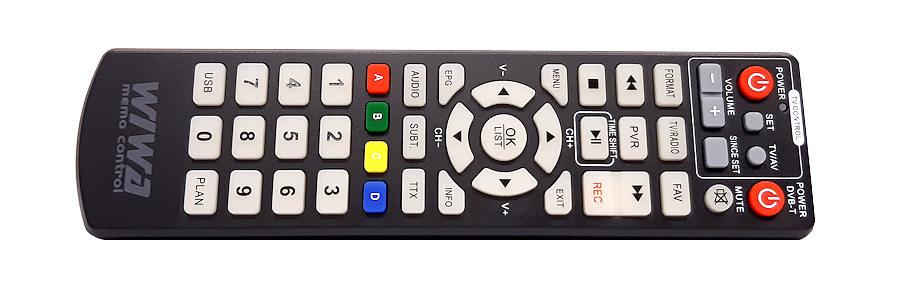 WIWA H.265 MAXX DVB-T2 set top box | AtosElektro.cz